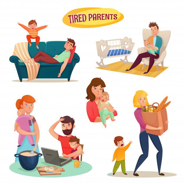 Covidshamers – Foreldrar eru sjálfum sérverstir